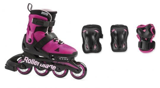 Детские раздвижные роликовые коньки Rollerblade Combo G