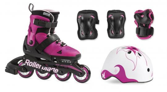 Роликовые коньки Rollerblade CUBE G