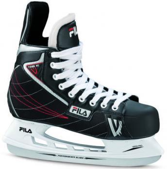 Коньки хоккейные FILA VIPER HC BLACK/RED