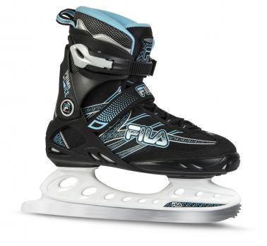 Коньки ледовые FILA PRIMO ICE Blck/Wht/Blue