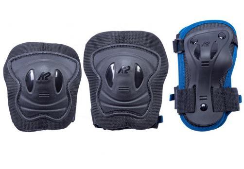 Защита комплект K2 RAIDER PRO PAD SET BLUE